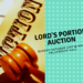 Lord's Portion Auction Fundraiser on Sunday October 21
