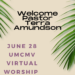 June 28 UMCMV Virtual Worship