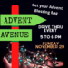 A Fun Advent Drive Thru Event to Stop by this Sunday