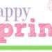Happy Spring – Enjoy the Green in our Lives!